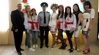 На факультеті № 1ХНУВС провели виставку творчих робіт курсантів і працівників факультету