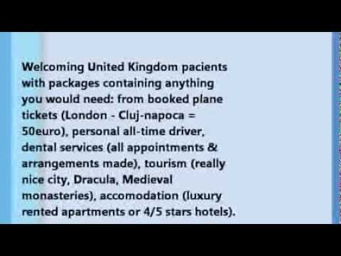 Dental Tourism UK - Romania
