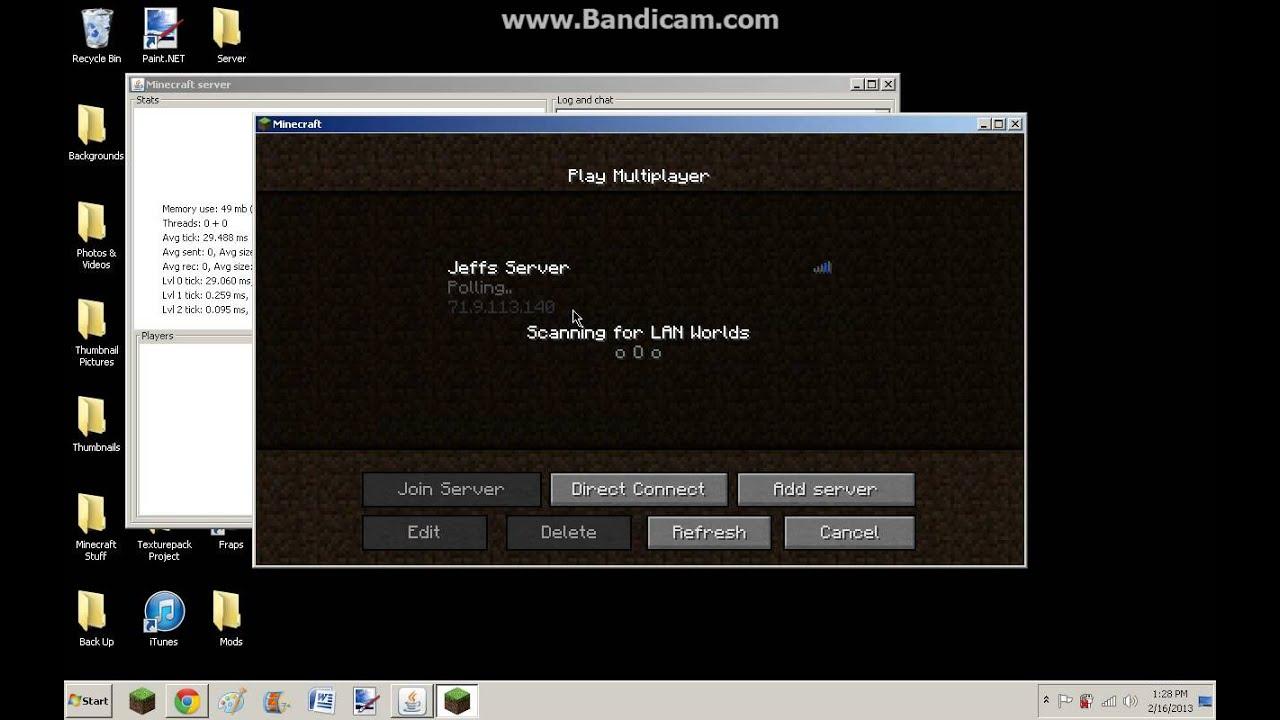 Dating minecraft server