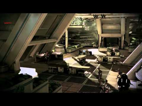 A Look at the Mass Effect 3 Beta Campaign - Saving the Krogan Female Mission -V1NxPiWjOD8