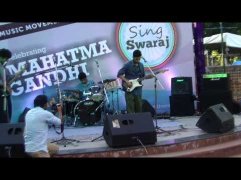 Three's a Trio - Your Problems (live at Delhi Haat)