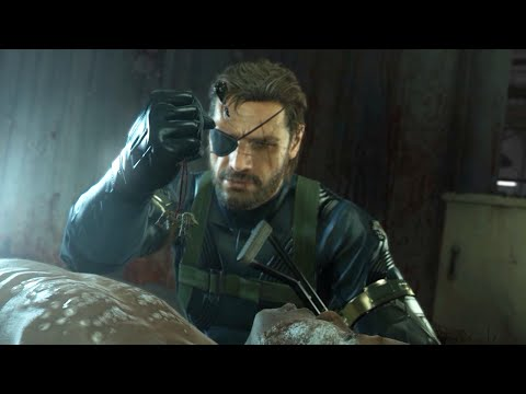 Metal Gear Solid V: The Phantom Pain - The Devils' House