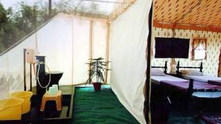 Exclusive Resort tents