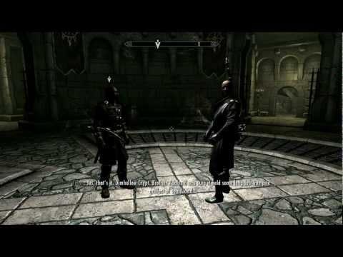 Let's Play Skyrim: Dawnguard