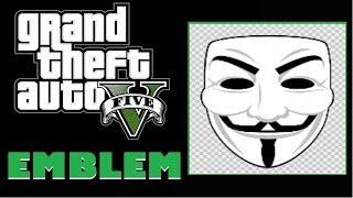 Grand Theft Auto 5 / GTA 5 / GTA V : Anonymous / V For