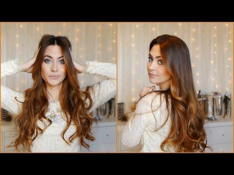 DIY: Cómo aclarar tu Cabello en Casa. How to: Mechas Degradadas/Ombre hair | Lizy P