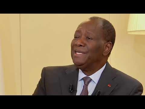 Adama Bictogo:《 Alassane Ouattara n'est pas concerné par la limitation d'âge à la présidentielle 》