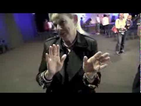 Chronic painful osteoarthritis and carpal tunnel in hands healed - John Mellor Healing Ministry