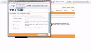 Como Rotear Modem TP-Link TD-8816