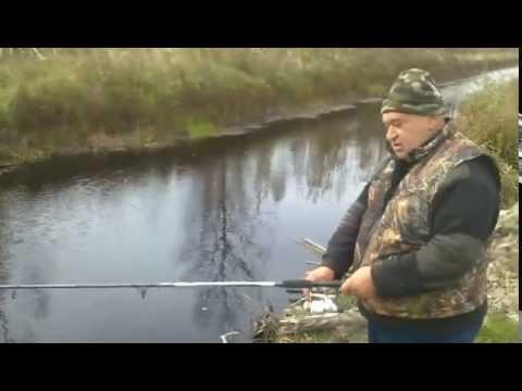 рыбалка под рязанью видео