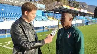 Tongya a CM: 'Il Mondiale mi ha arricchito, voglio esordire con la Juve. Razzismo? Gente stupida'