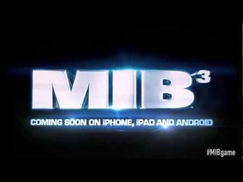 Men in Black 3 Teaser - iPhone, iPad & Android Official Game