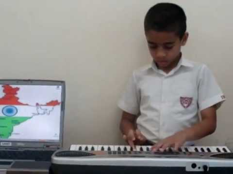 INDIAN NATIONAL ANTHEM - AMAL PRAMOD