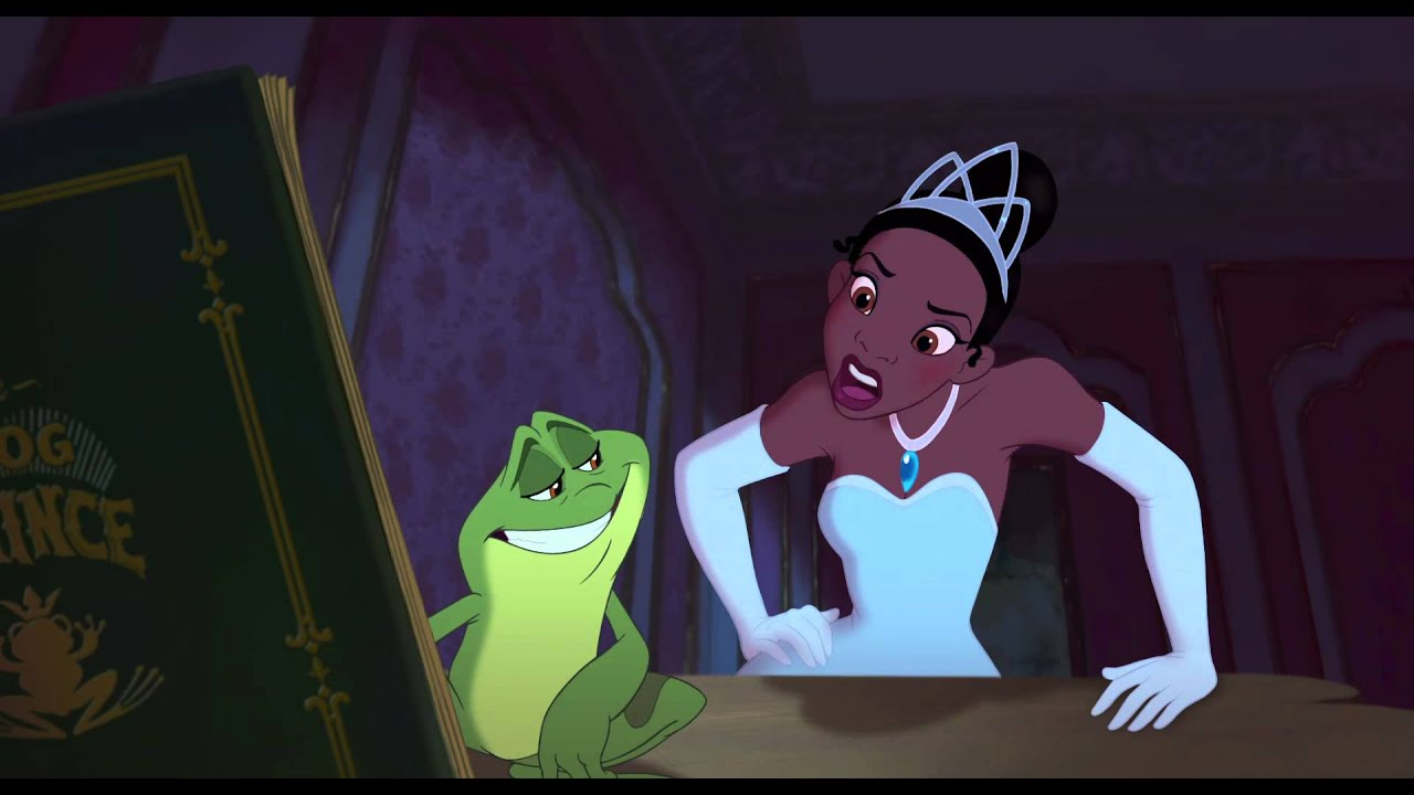 It is a picture of Gorgeous Princess and the Frog Images
