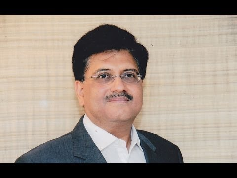 Power Minister Piyush Goyal Takes Charge Of His Office