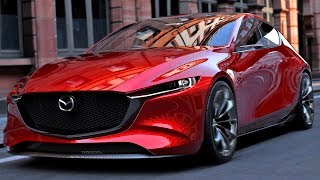 Best Looking Hatchback Car: The Mazda Kai Concept. YouCar Car Reviews.