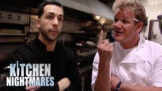 Arrogant Chef Refuses to Taste His Own Food | Kitchen Nightmares