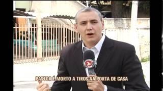 Pastor � assassinado na porta de casa no Bairro Conc�rdia