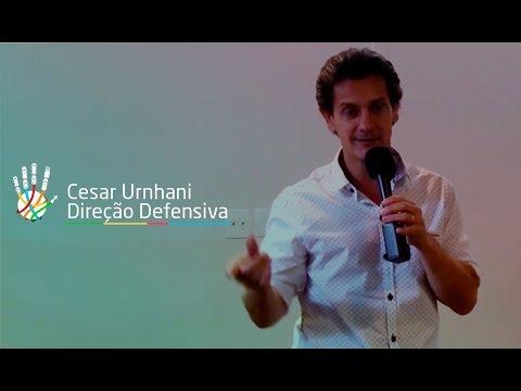 Palestra de César Urnhani