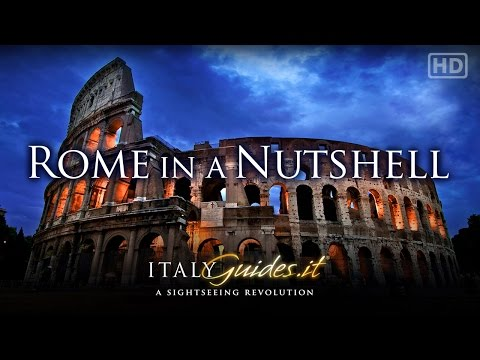 Rome in a nutshell - HD - city guide of Rome for first-time visitors in Italy - Italy travel guide
