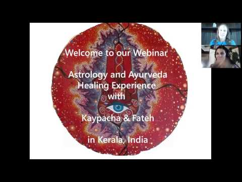 Awakening to Wellness with​ Ayurved​a and Astrology,