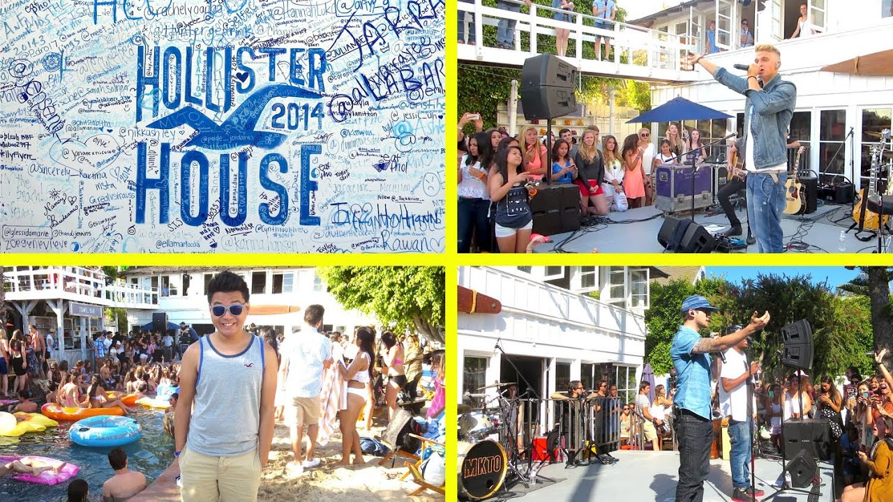 Hollister house 2014 mkto cody simpson vlog 84 for Hollister house
