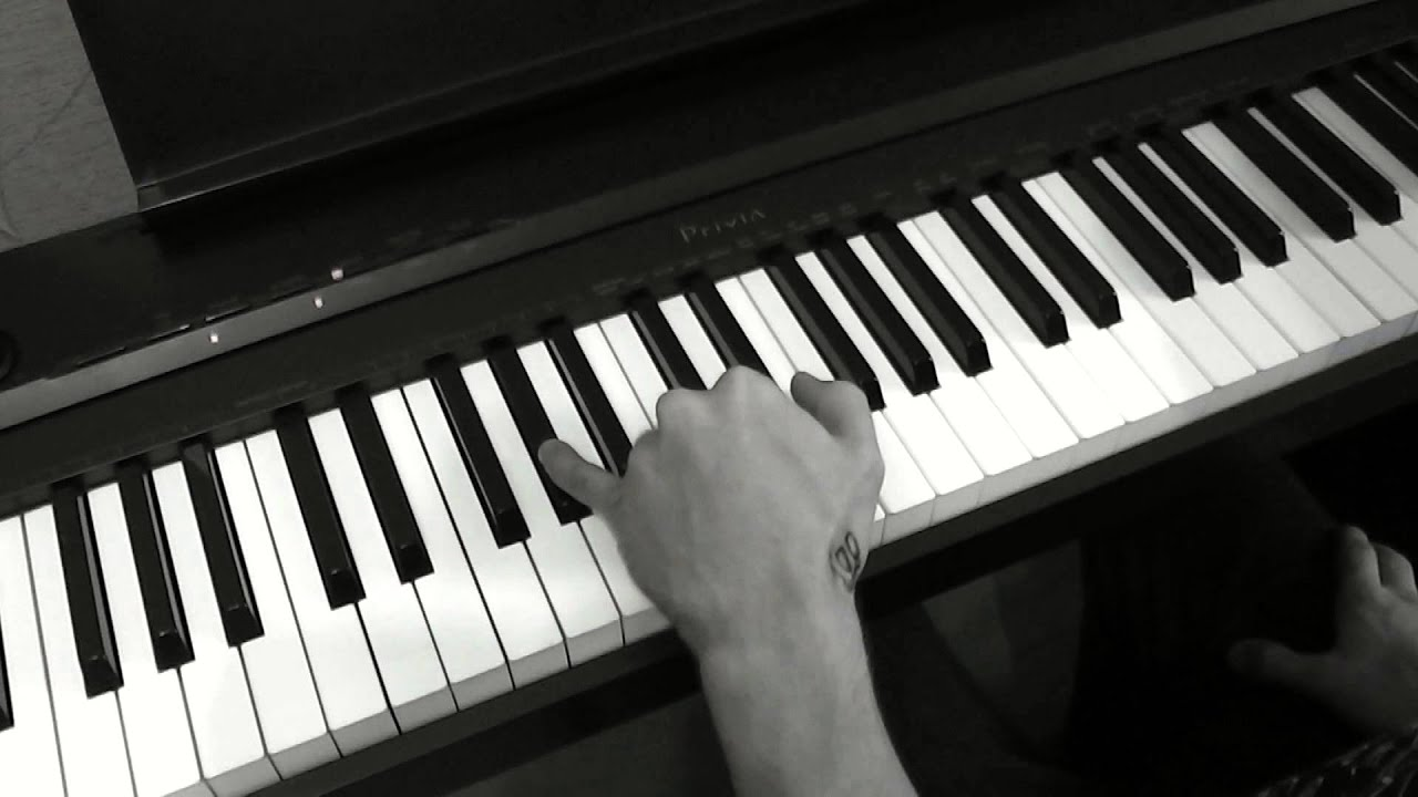how to play john legend on piano