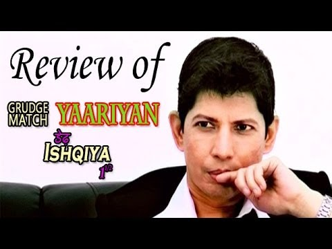 The zoOm Review Show - Yaariyan, Dedh Ishqiya, Grudge Match - Online Movie Review