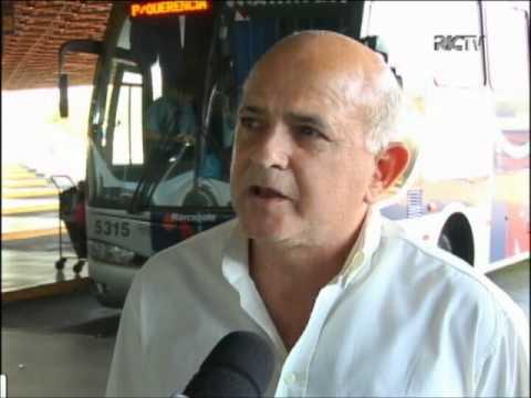 Rodoviária de Maringá limita acesso aos acompanhantes na hora do embarque