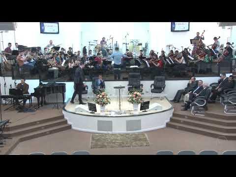 Orquestra Sinfônica Celebração - Maravilhosa graça - 09 12 2018