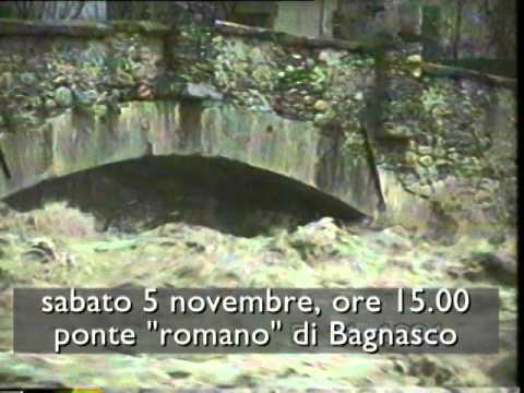Alluvione 1994, in corso d'evento