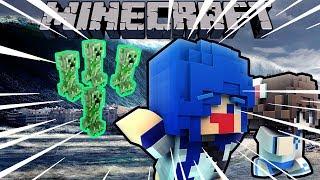 SÓNG THẦN CREPPER trong Minecraft !!!