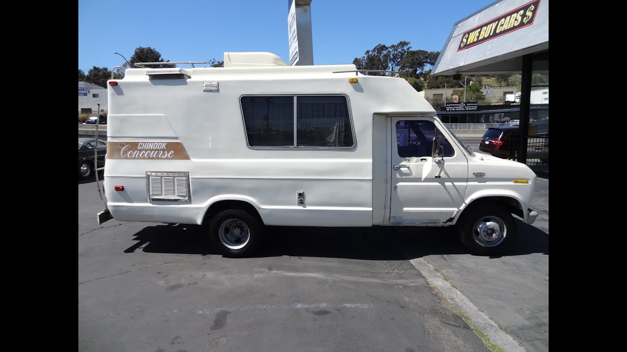 Perfect ford ford e350 rvs for sale