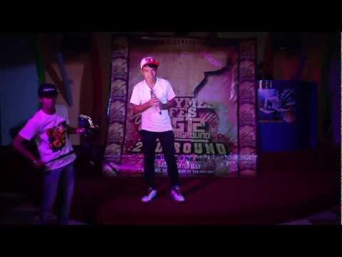 [RHYMES FES 2012] ROUND 2 - V RAY (SR-048)