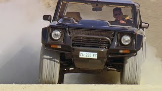 Lamborghini LM 002 – The World's First Luxury SUV. YouCar Car Reviews.