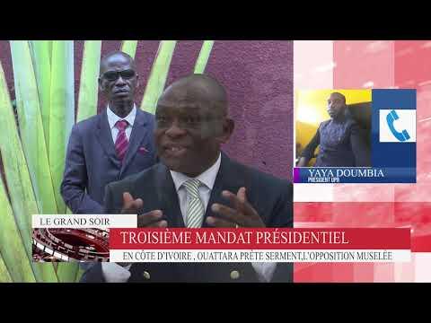 Kouadio Konan Bertin dit KKB nommé ministre de la réconciliation