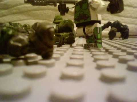 LEGO Halo Reach Movie - Part 6