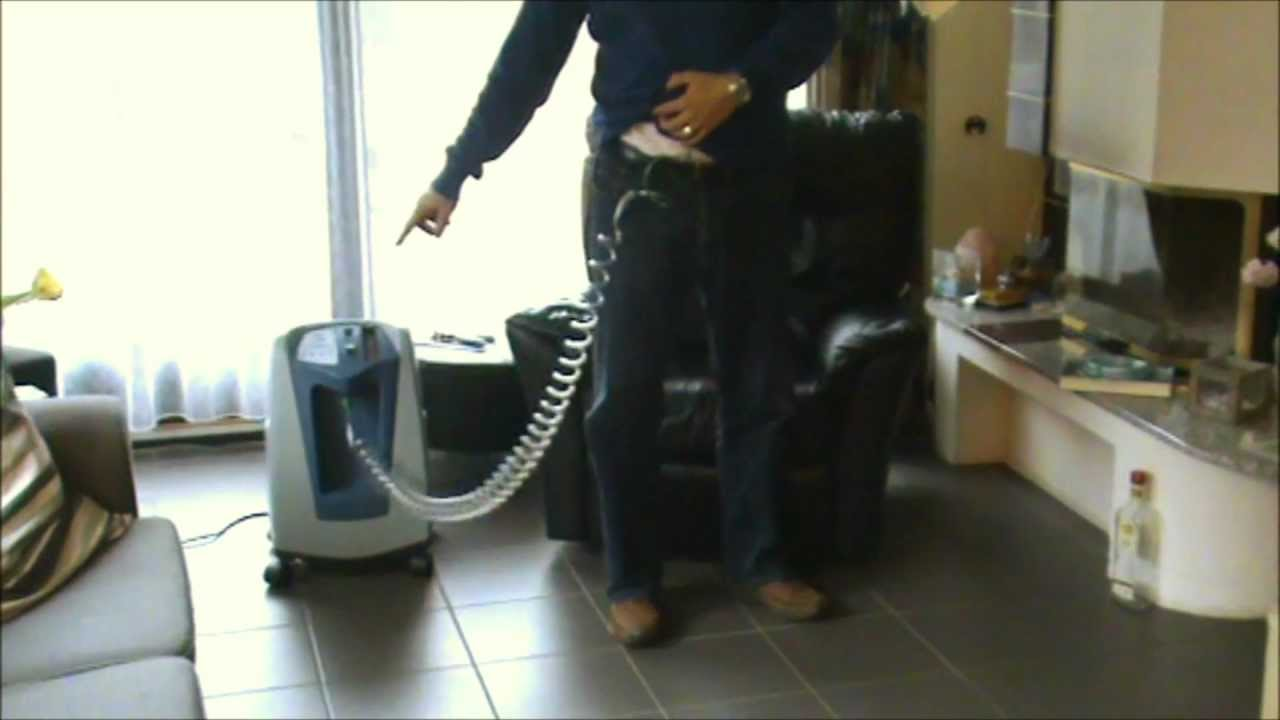 Tidy tubing the first retractable oxygen youtube