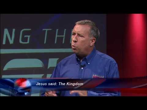 Crossing the Goal - Jesus Said: The Kingdom