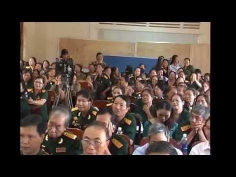 Gặp mặt 300 nữ Cựu chiến binh tại Quảng bình 9/2014 (P3)