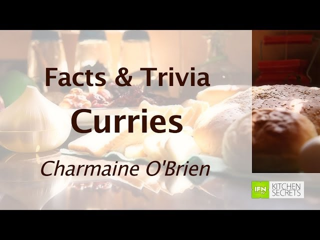 Curry - Facts & Trivia By Charmine O 'Brien