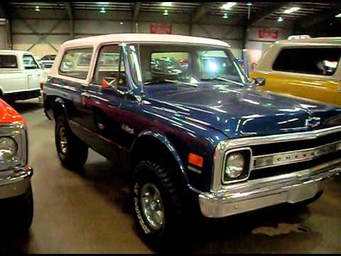 Monaco Luxury - 1970 K5 Blazer