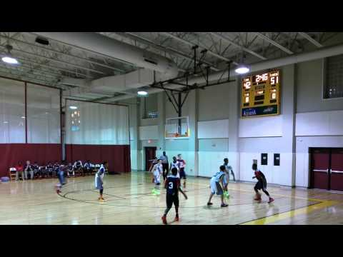 Caron Butler Elite vs. We All Can Go All Stars- John Lucas Allstar weekend