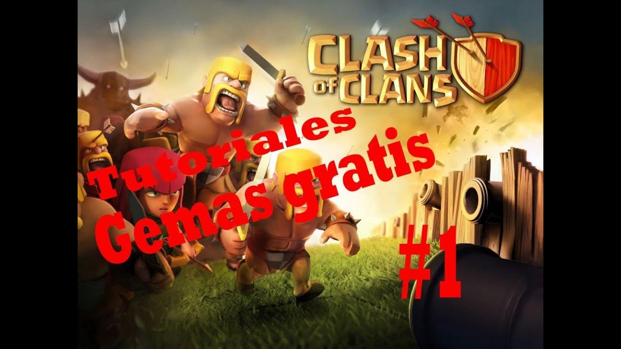 Gemas Infinitas Clash Of Clans