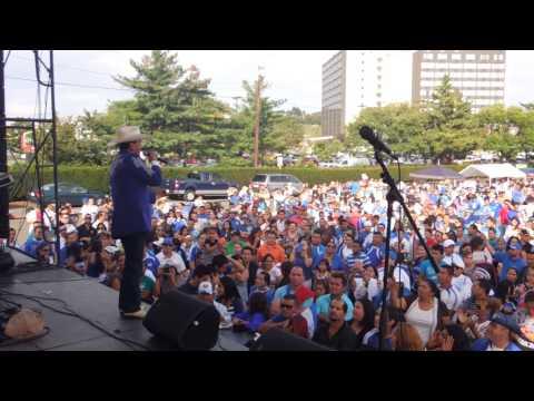 El Primo Simon Carnaval Salvadoreño Sept 15 2013