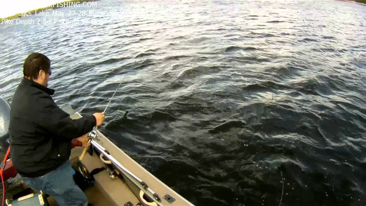 Great day northern pike and walleye fishing mille lacs for Mille lacs fishing