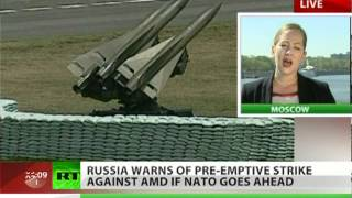 Russia Warns Of Pre-emptive Strike On AMD If NATO Goes