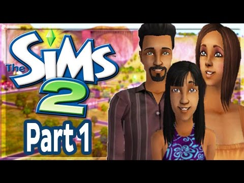Let's Play: The Sims 2 - (Part 1) - Apartment