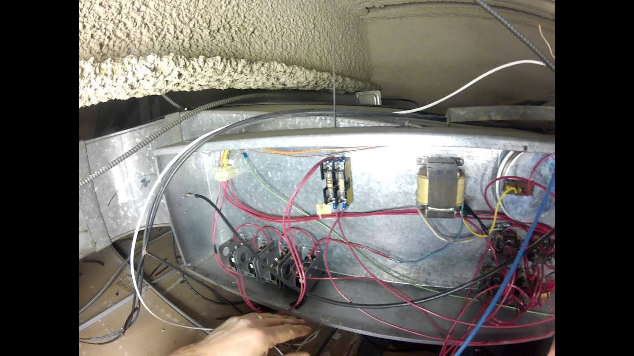 Ddc Control Wiring Multi Stage Electric Reheat Vav System Part 2