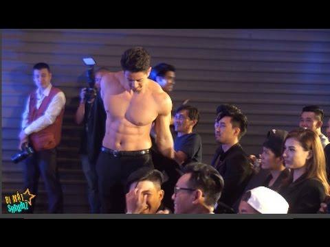[Truy Sát] - Trai đẹp của Trương Ngọc Ánh cởi áo khoe body 6 múi chuẩn